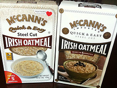 What Have They Done To Oatmeal?!?!?